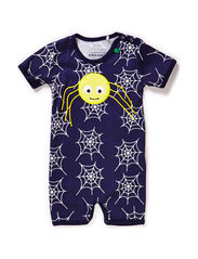 Spider beach body - Navy