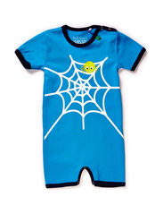 Spider front beach body - Blue