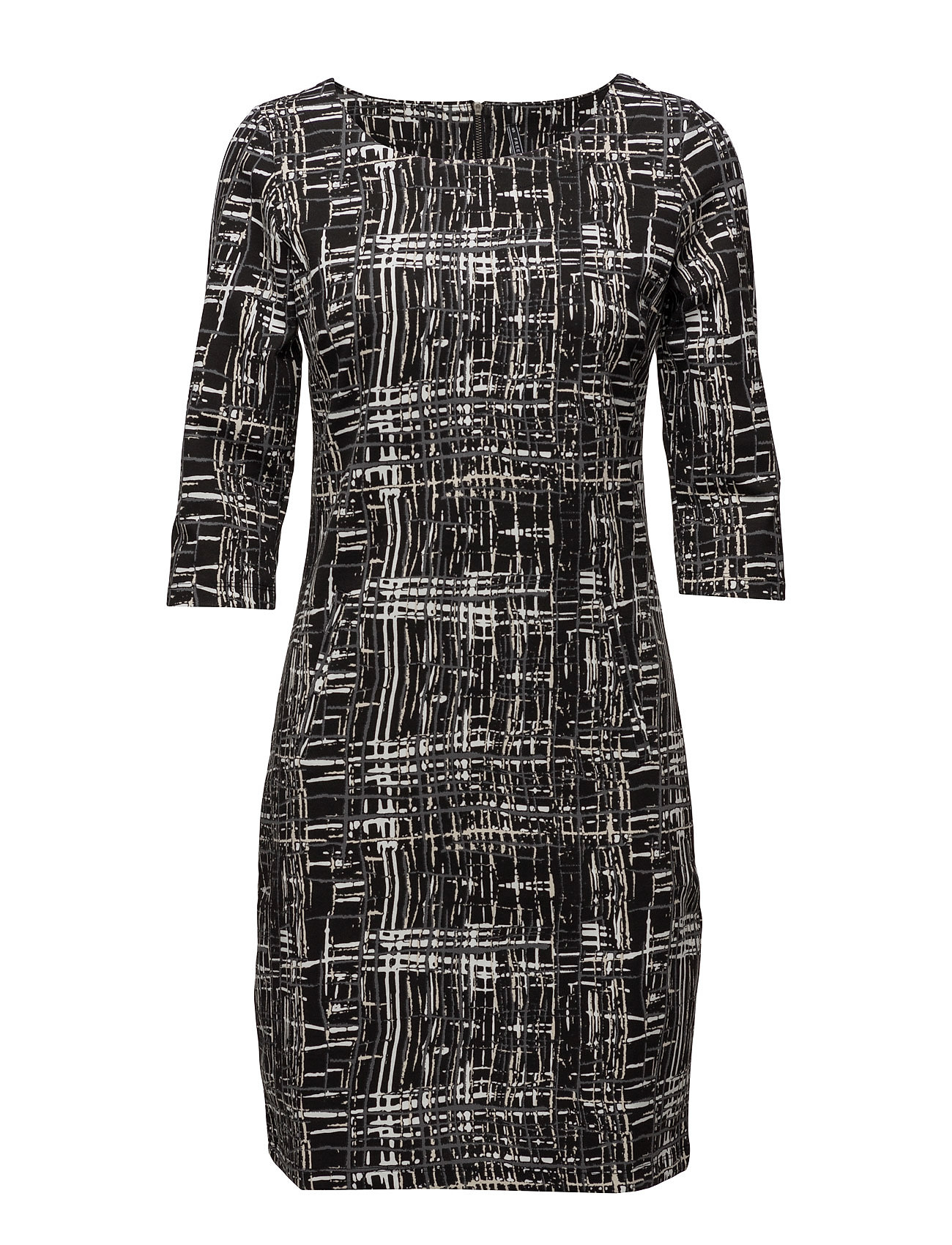 Dane-Dr-3/4-Print FREE QUENT Korte kjoler til Damer i