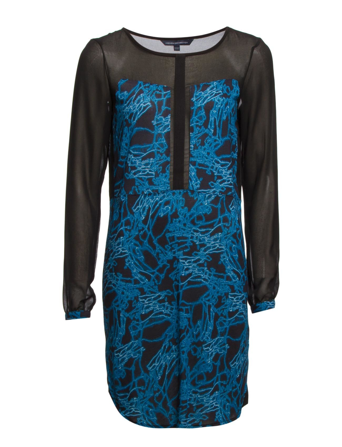 Stellar Ice Jersey Tunic Dress