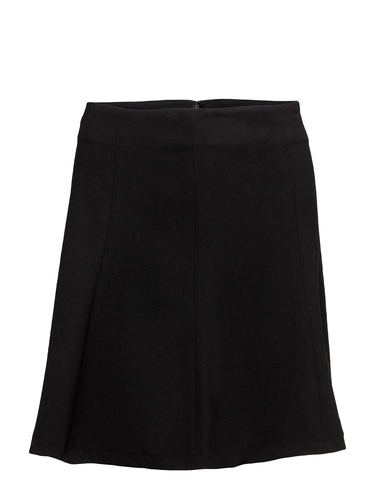 Whisper Ruth Mini Skirt French Connection Nederdele til Kvinder i Sort