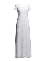 LAS SALINAS RDNK MAXI DRESS - SUMMER WHITE
