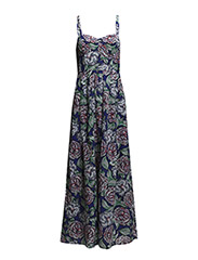 BONITA SPRINGS STRPY MAXI - MONARCH BLUE MULTI