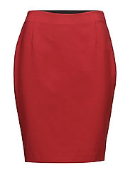French Connection - Glass Stretch Pencil Skirt
