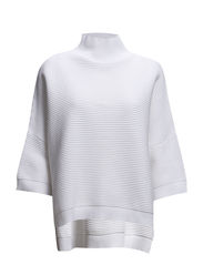 SPRING MOZART HIGHNK JUMPER - SUMMER WHITE