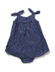 French Connection Clover Dust Woven Dress Set