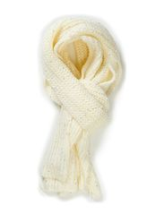 BERRIE SCARF - WINTER WHITE