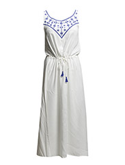 MAXI DRESS - SUMMER WHT/S PACIFIC