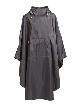 Bita Rain Coat - Grey