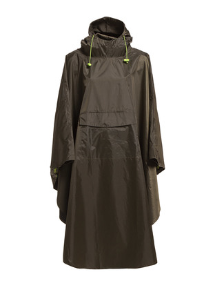 Gita Rain Coat - Army