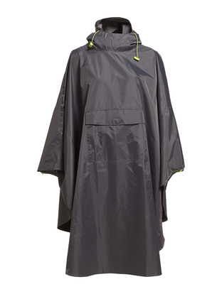 Gita Rain Coat - Grey