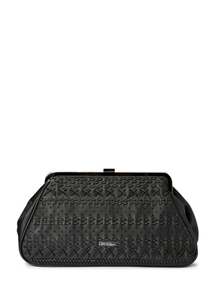 Coco Oversized clutch - Black