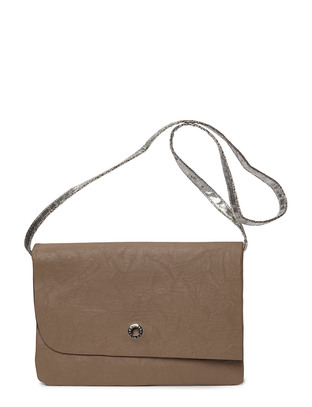 Tazz Clutch - Grey