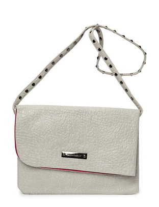 Sazz Clutch - Grey