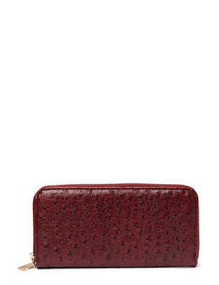 Bess Wallet - Bordeaux