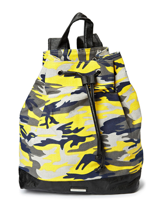 Skiddy Backpack - Yellow