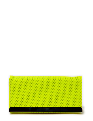 Friis & Company Winky Wallet - Yellow