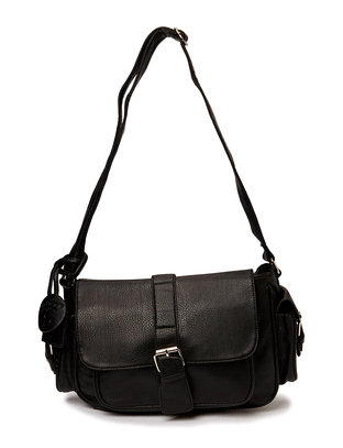 Friis & Company Truth Bag - Black