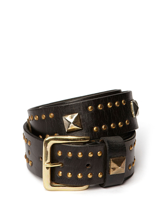 Friis & Company Flame Leather Belt