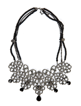 Jam Necklace - Grey