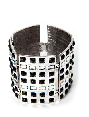 Joilet Bracelet - Antique Silver