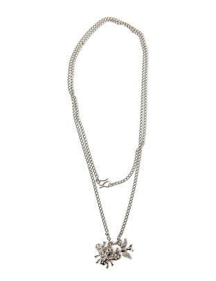 Alaska Necklace - Silver