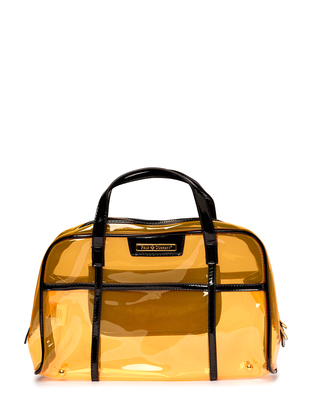 Friis & Company Ameno Clear Bag - orange