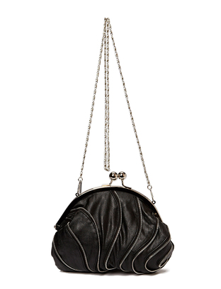 Liffey Clutch - Black