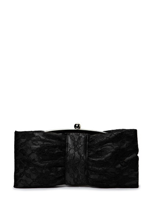 Brosna Clutch - Black