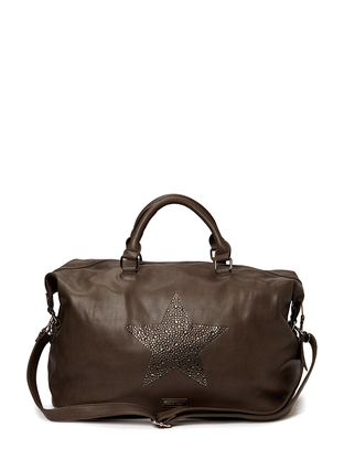 Ashy star Weekendbag - Grey