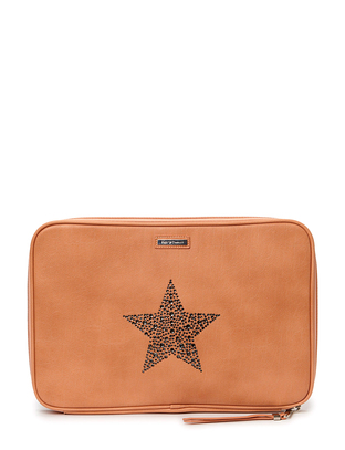 Friis & Company Ashy star PC Cover 15,4 - Nude