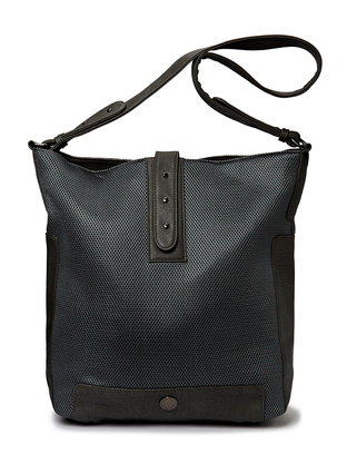 Jinx Mesh Shopper - Dark Grey