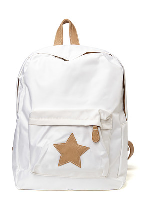 Rabi Backpack - White