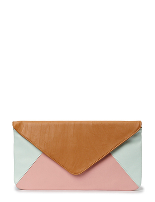 Lab Clutch - Camel