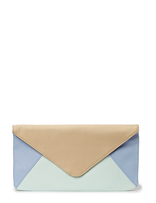Lab Clutch - Nude