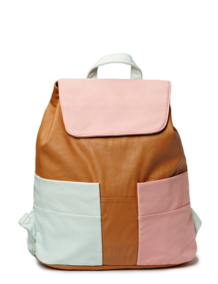 Friis & Company Lab Backpack - Camel