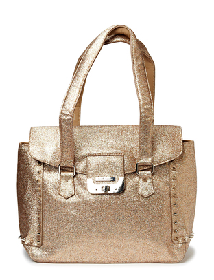Splash Handbag - Rosegold