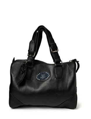 Thistle Handbag - Black