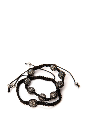 Cahir Bracelet - Antique Silver