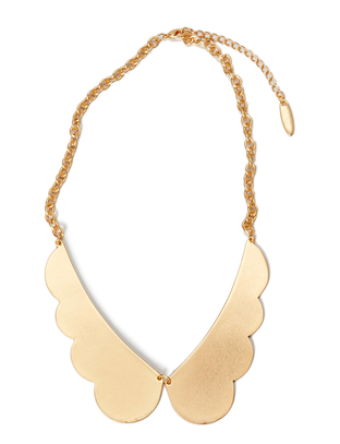 Dundalk Collar - Brushed Gold
