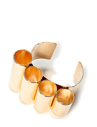 Friis & Company Arnoldi Bangle - Gold