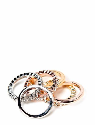 Friis & Company Naas Ring Set