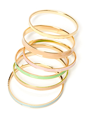 Skulk Bangle Set - As is