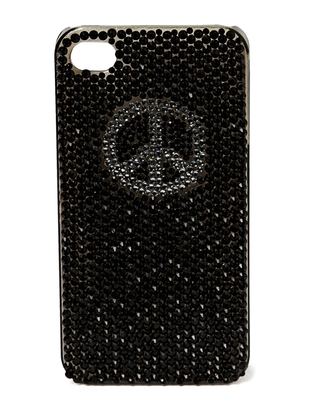 Peace Phone Case - Black