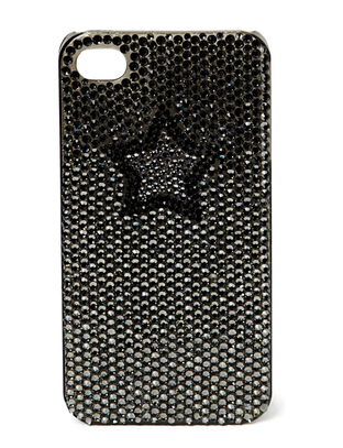Star Iphone Case - Gunmetal