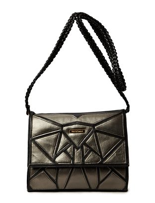 Clampa Shoulder Bag - Black