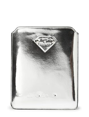 Urani Mirror iPad Sleeve - Silver