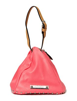 Locora Triangle Clutch - Pink