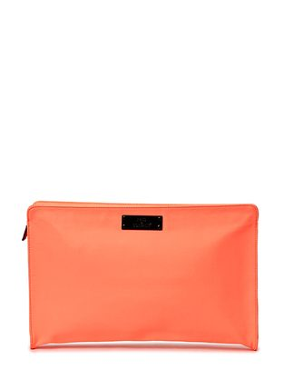 Bombay Big Clutch - Neon Pink