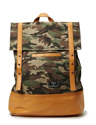 Malkit Backpack - Camouflage